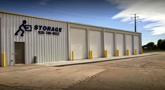 Self Storage Units Kimberly WI